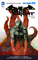 Batman The Dark Knight - Volume 4: Clay - Hardcover/Graphic Novel